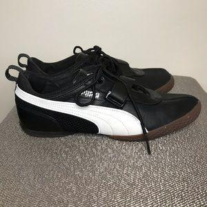 Puma kicks, men's  size 7, women's size 9